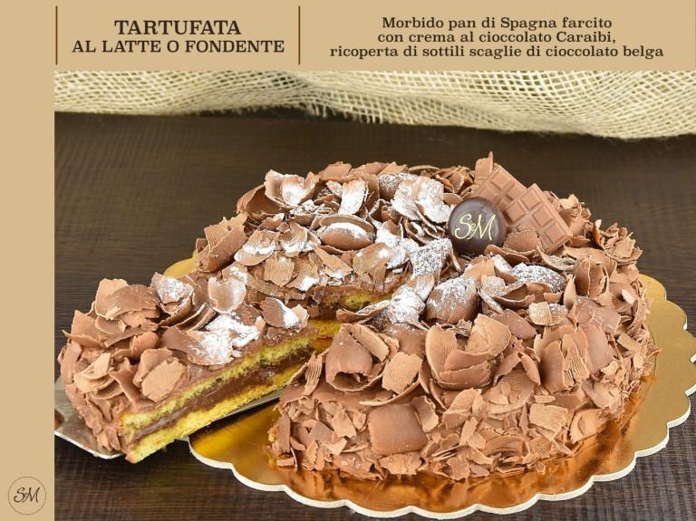 tartufata al cioccolato