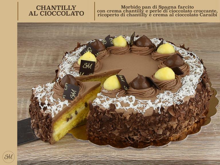 chantilly al cioccolato